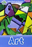 Oxford Read and Discover: Level 1: Art Audio CD Pack