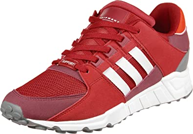 best website 0ef2a 9c9ee adidas EQT Support RF - BY9620 - Color White-Red-Grey - Size: 8.0