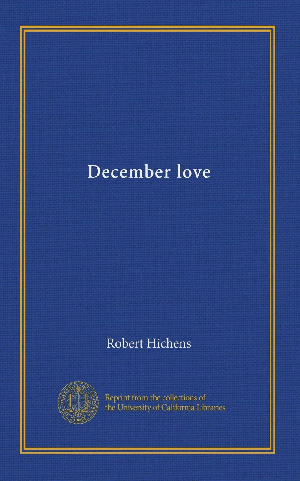 December love pdf epub