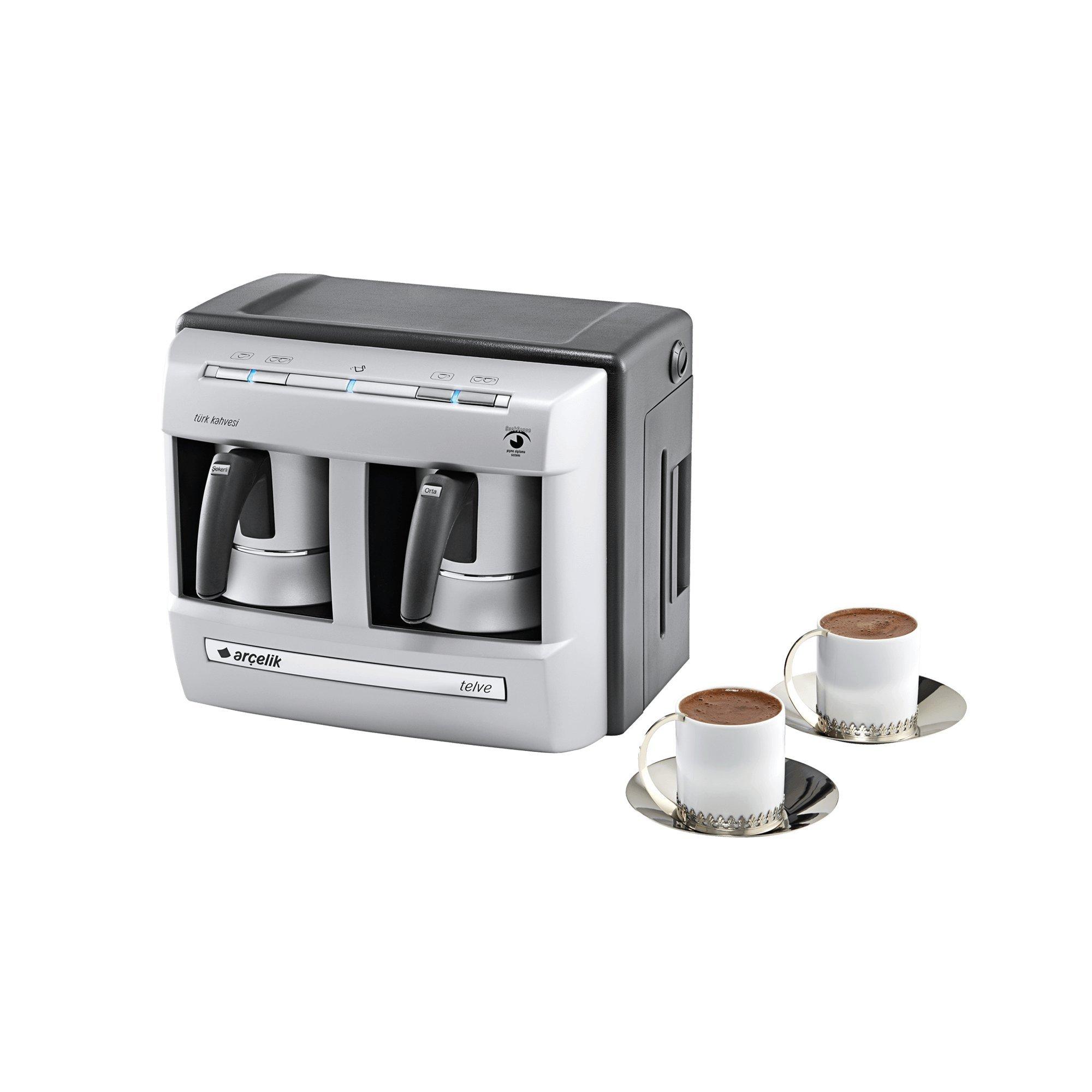 Turkish Coffee Maker - Arcelik K3190 p (220 Volt Only.in U.s. You Have to Use Voltage Regulator)