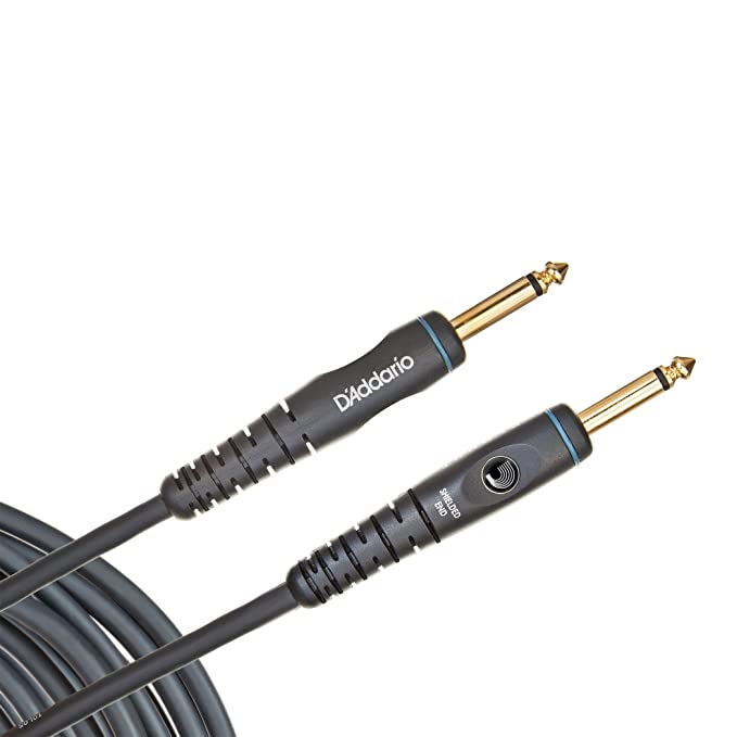 Cable para instrumentos, serie Custom de Planet Waves, 5 pies (1,5 m).: Amazon.es: Instrumentos musicales