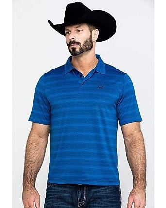 b904d678188 Cinch Men s Arenaflex Polo Shirt