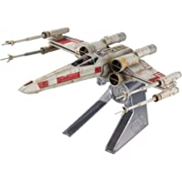 Hot Wheels Star Wars X-Wing Starfighter Red Five Vehicle