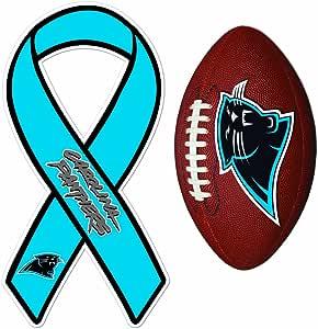 Amazon.com: NFL North Carolina Panthers Magnet Set: Sports ...