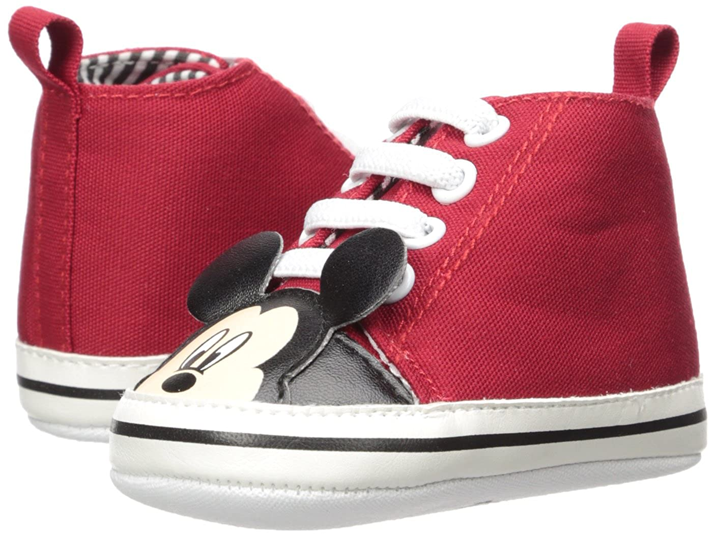 Disney Baby Boys Mickey Mouse Infant Shoes 0f08ad0a597