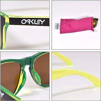 Oakley Frogskins lentes de sol para hombre, ajuste asiático ...