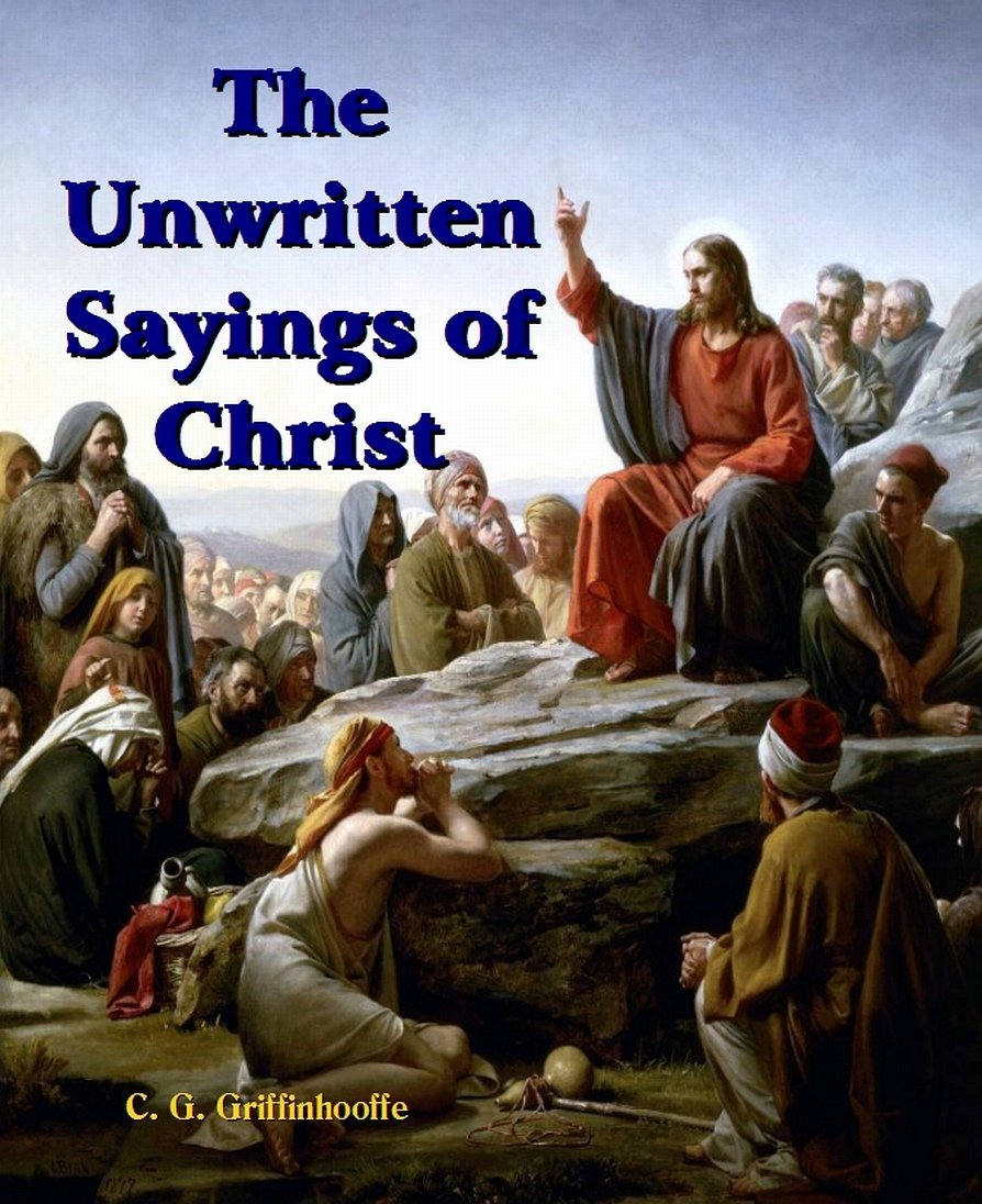Download The Unwritten Sayings of Christ pdf epub