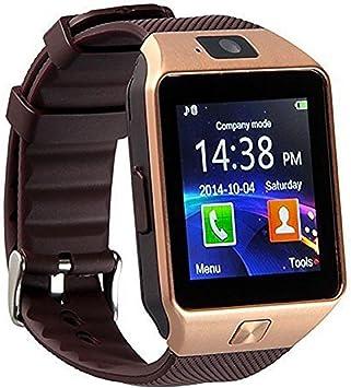Bluetooth 3.0 Reloj Inteligente con Cámara Smartwatch phone con ...