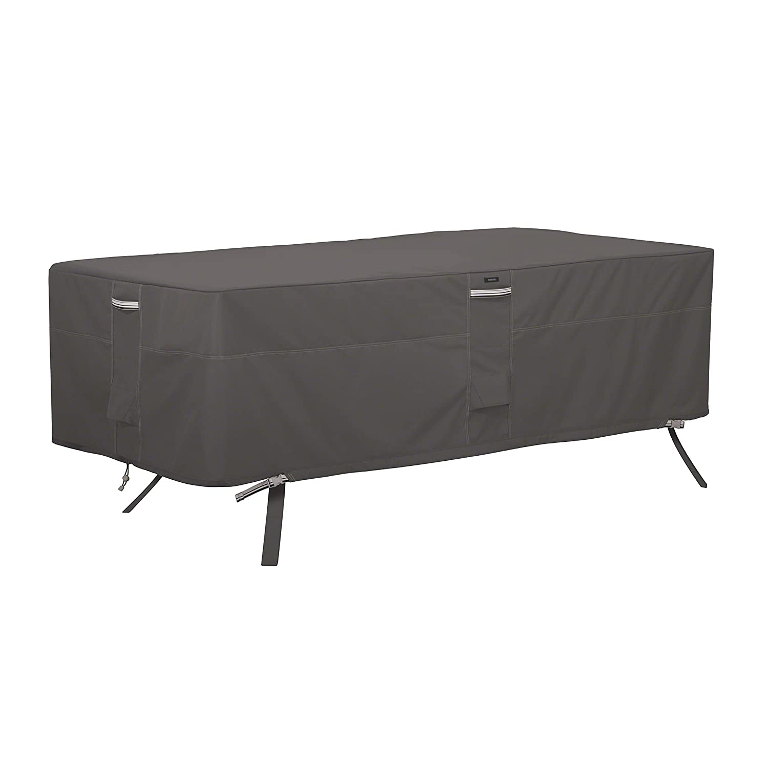 Classic Accessories Ravenna Rectangular Oval Patio Table Cover, X-Large