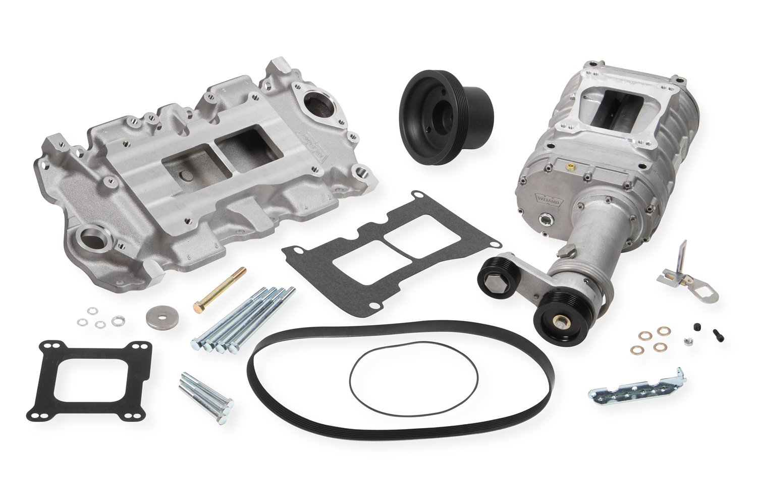 13. Weiand 6500-1 142 Pro-Street Supercharger Kit