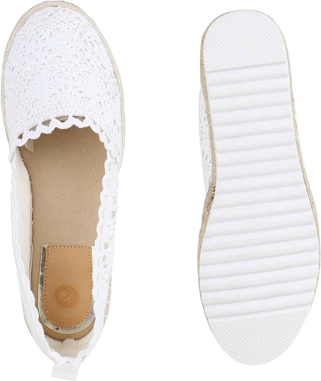 Stiefelparadies Espadrilles Femme