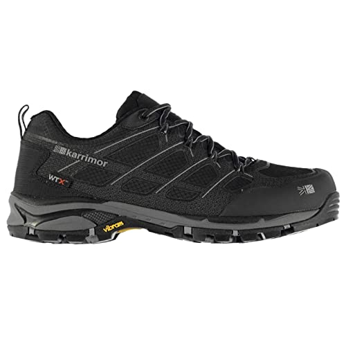 Mens Sprint Low Shoes Outdoor Walking Trekking Hiking Lace Up Vibram