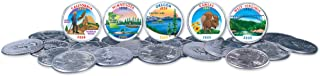 product image for 2005 Colorized Statehood Quarters