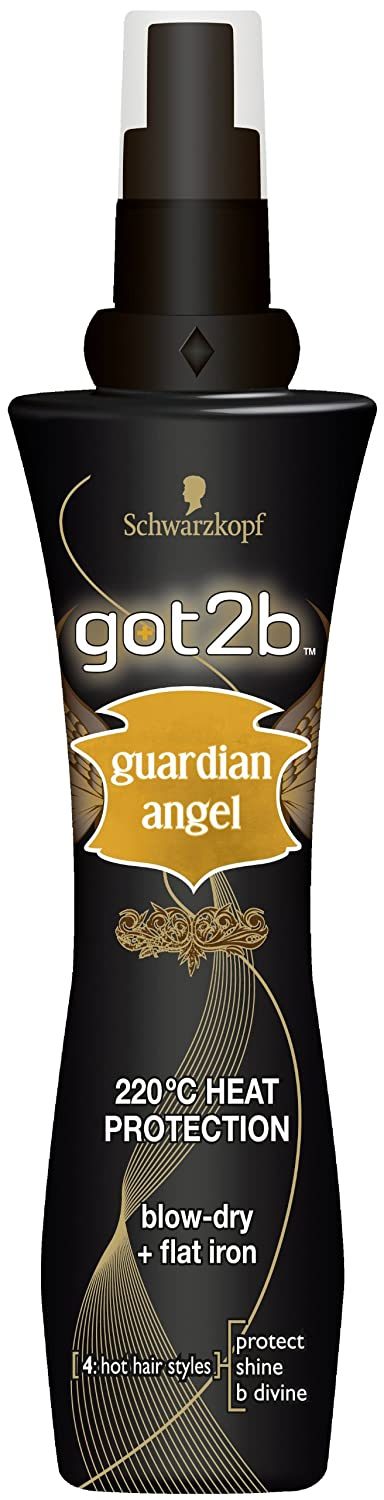 Schwarzkopf got2b Protector ángel calor protección spray 200 ml (Pack de 2) Schwarzkopf and Henkel 1470228