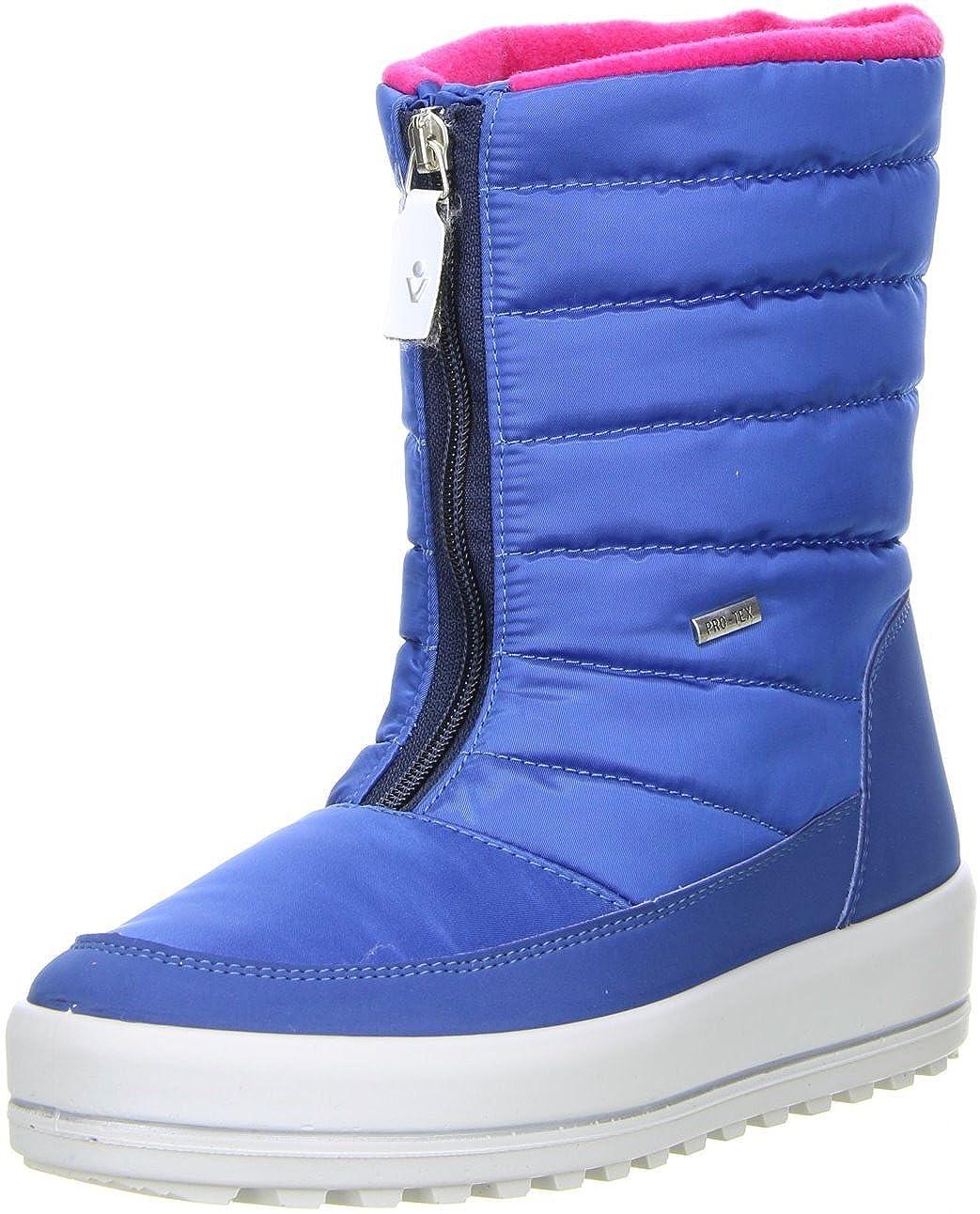 Vista Damen Winterstiefel SnowStiefel Blau Blau