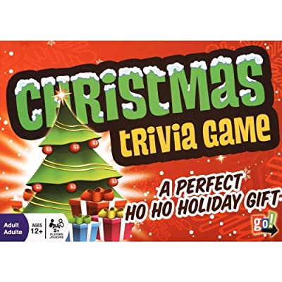 Christmas Trivia: Toys & Games