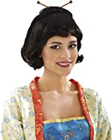 My Other Me Peluca japonesa, talla única (Viving Costumes MOM01389)
