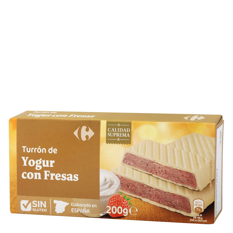Amazon.com : 4 Pack Carrefour Strawberry Yogurt Spanish ...