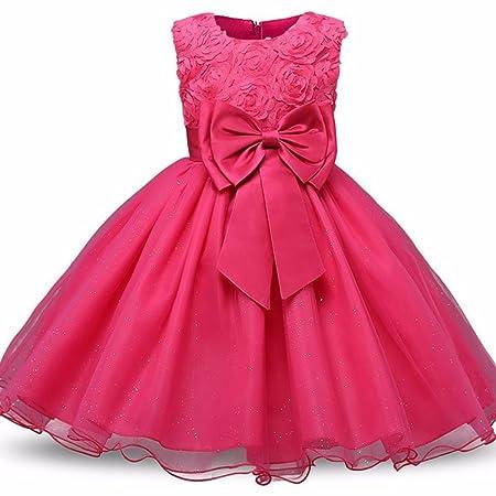 c344017fc Fashion Design Flower Kids Girl Dress Princess Formal Pageant ...
