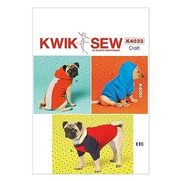 Kwik Sew K4033 Muster, Extra-klein, 8/10/12/14/(DE) klein, 16/große ...