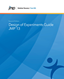 JMP 13 Design of Experiments Guide, Second Edition