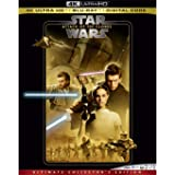 Star Wars: Attack of the Clones (Feature) [Blu-ray]