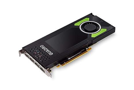 Tarjeta gráfica NVIDIA Quadro PNY P4000 8 GB, PCI-E, 4 x DP ...