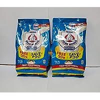 2 x 320 grams Bear Brand Fortified Powdered Milk Drink w/Iron, Zinc & Vitamin C (2 x 320 grams)