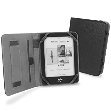 Cover-Up Funda Visión para Kobo GLO Lectores de eBook: Amazon.es ...