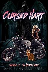 Cursed Hart: An Action Urban Fantasy Novel (Väktare of All Realms | Enemy of Magic Series Book 1) Kindle Edition
