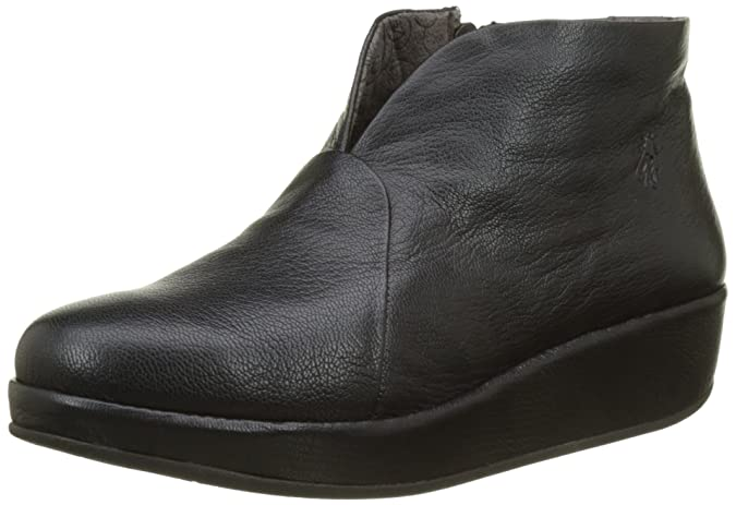 Fly London Brio784fly, Botas para Mujer, Negro (Black), 41 EU
