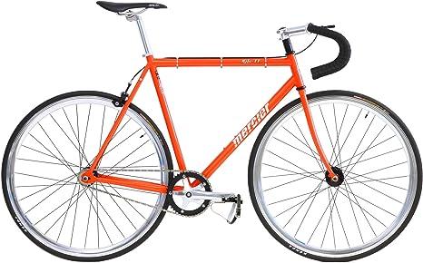 Kilo TT Mercier Reynolds 520 - Bicicleta de Pista de una Sola Velocidad de Acero: Amazon.es: Deportes y aire libre