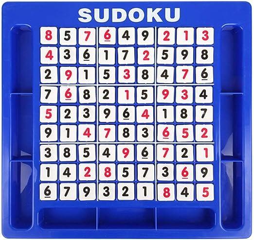 Dynamovolition Nine Palace Sudoku Juego de Mesa Juguetes educativos para niños 3-7 años Desarrollo de la formación Intelectual 1 Piezas: Amazon.es: Hogar