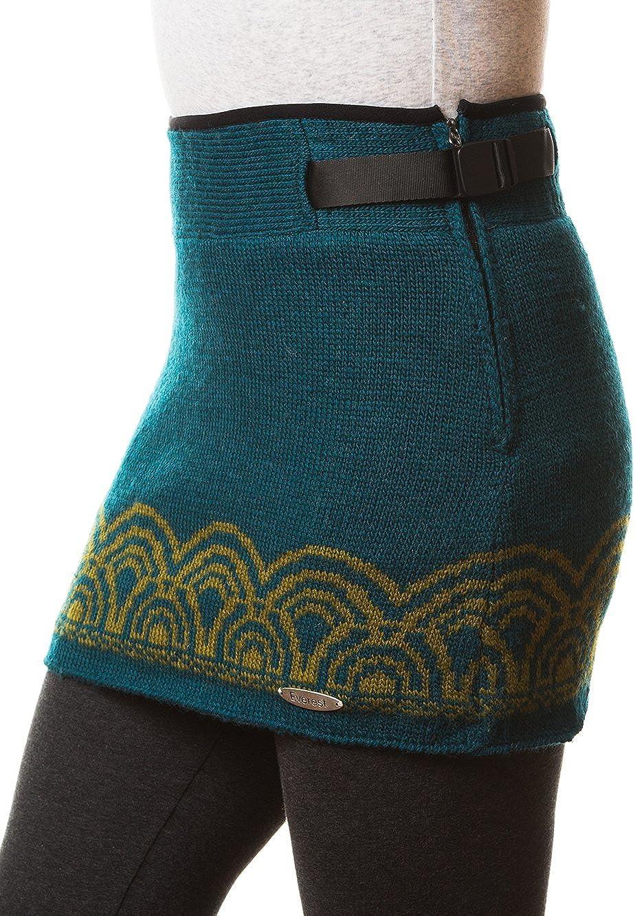 TALLA M. Everest diseños Emily Mini Falda de la Mujer