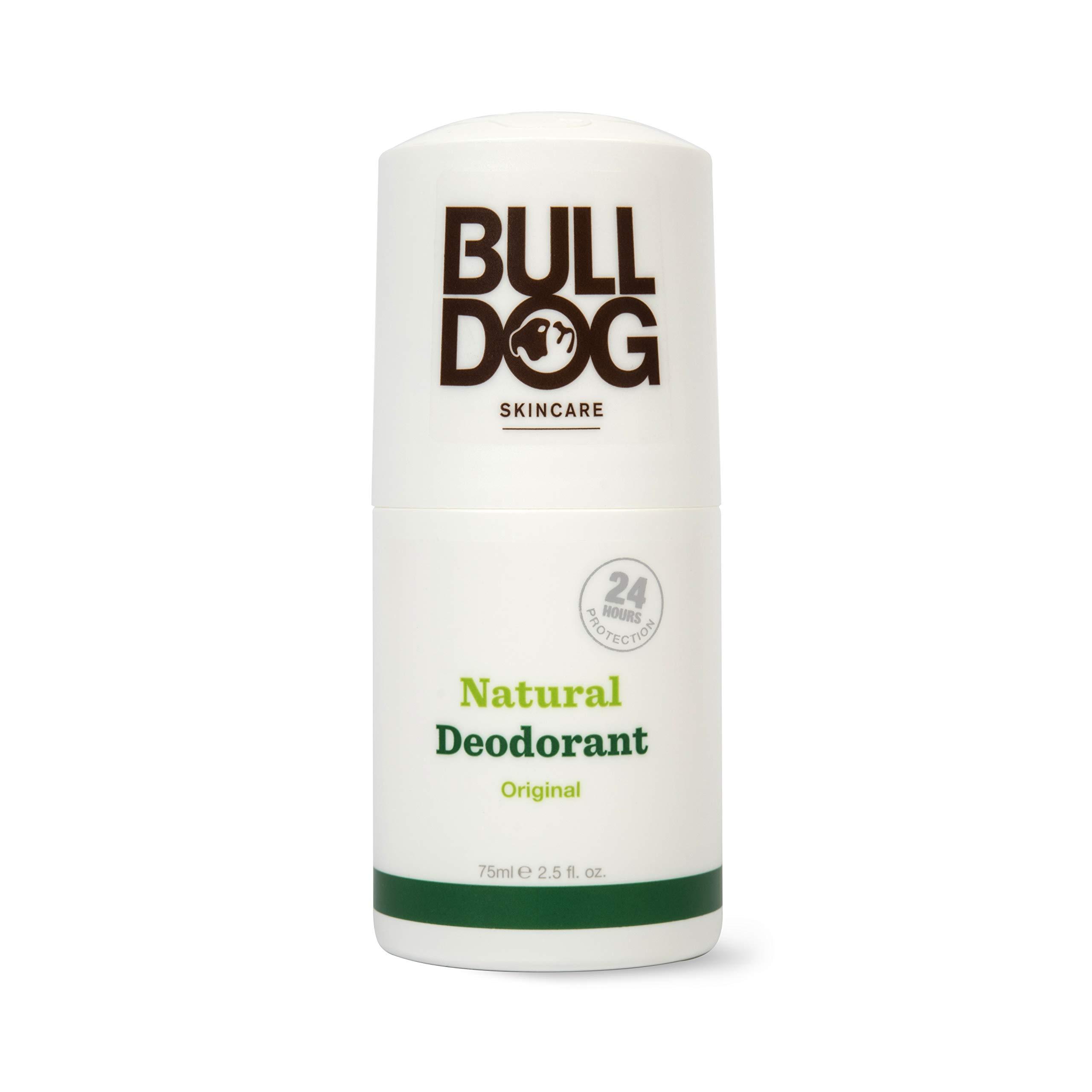 Bulldog Skincare Original Roll On Natural Deodorant 75ml
