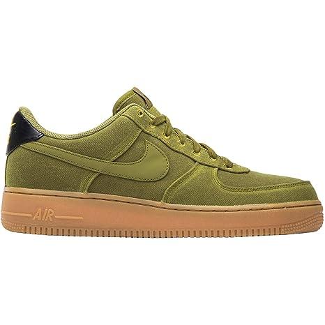 nike air force 1 hombre verdes