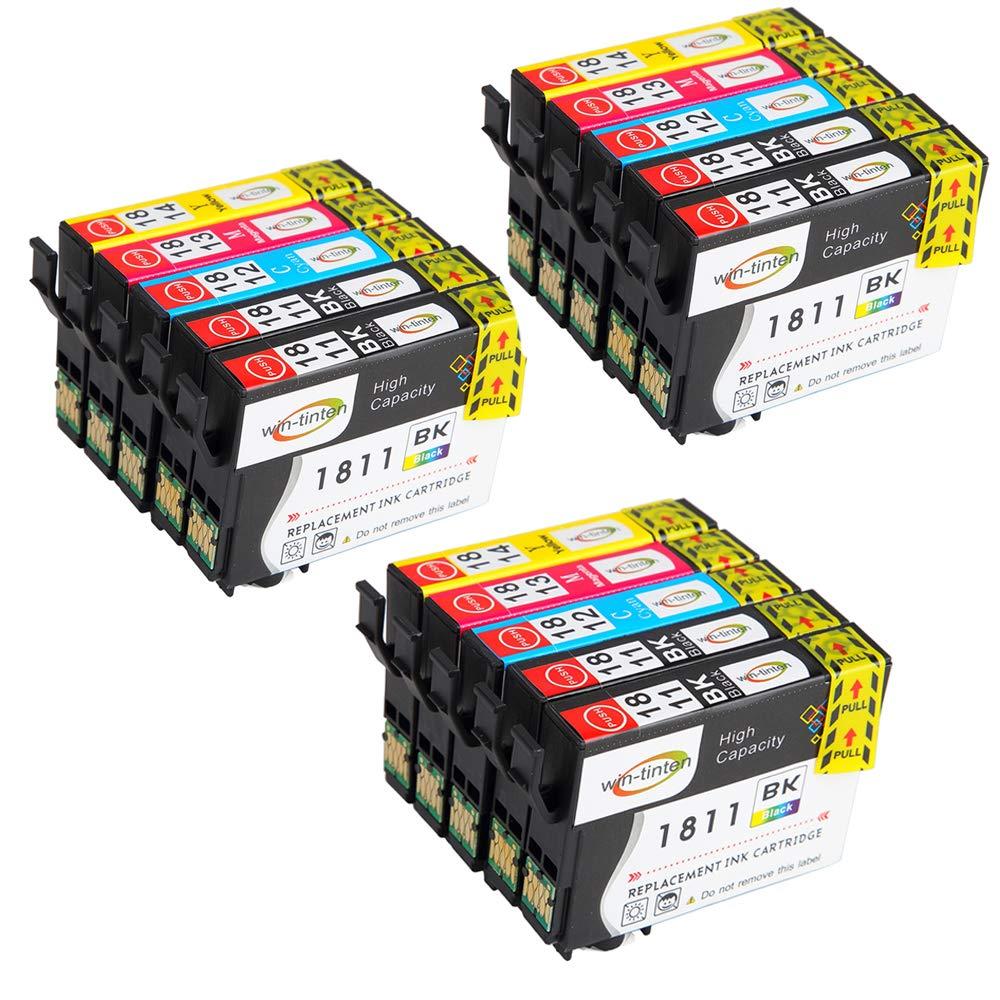 Win-tinten 15 T1816 18XL - Cartuchos de Tinta compatibles con ...