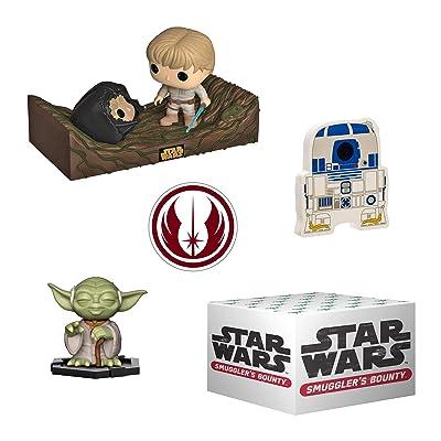 Funko Star Wars Smuggler's Bounty Box, Dagobah Theme: Toys & Games
