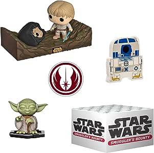 FUNKO Star Wars SMUGGLER'S Bounty Box: Dagobah Theme