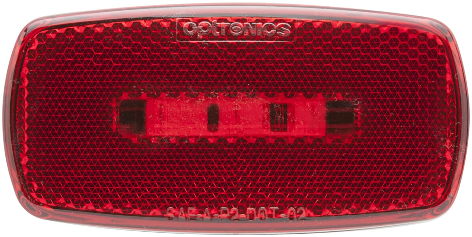 Optronics MCL32RBS Red LED Clearance Light