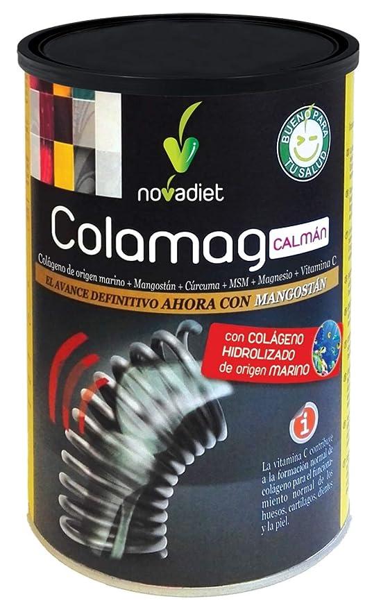 Novadiet Colamag Calman Combinación de Multivitaminas y Minerales - 300 gr