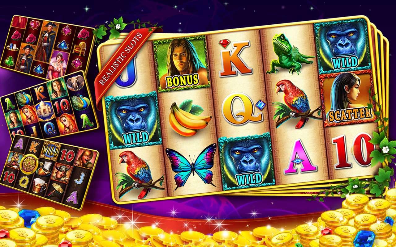 slot machine games 2017