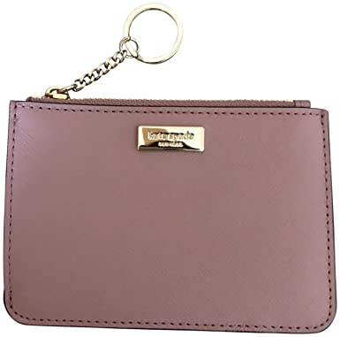 ba872a99a584b Image Unavailable. Image not available for. Color  Kate Spade New York  Laurel Way Bitsy Card Case Wallet Key Ring ...