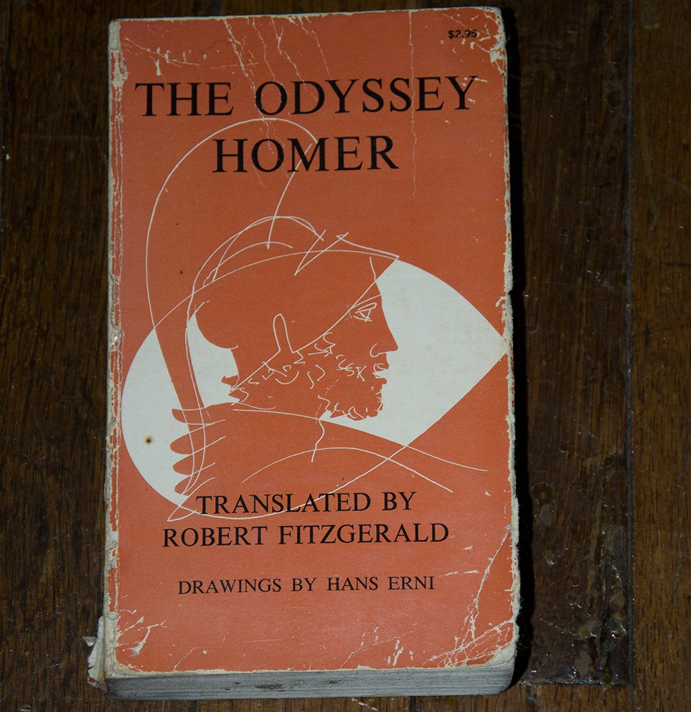 2 Introduction to Epic Poetry The Odyssey Written by Homer Translated by Robert  Fitzgerald