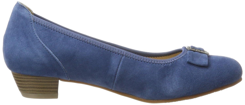 HIRSCHKOGEL 3004550 by Andrea Conti Damen 3004550 HIRSCHKOGEL Pumps Blau (Jeans) 606a81