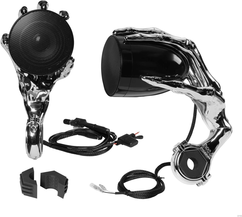 BOSS PHANTOM900 Motorcycle Weatherproof Bluetooth Speaker