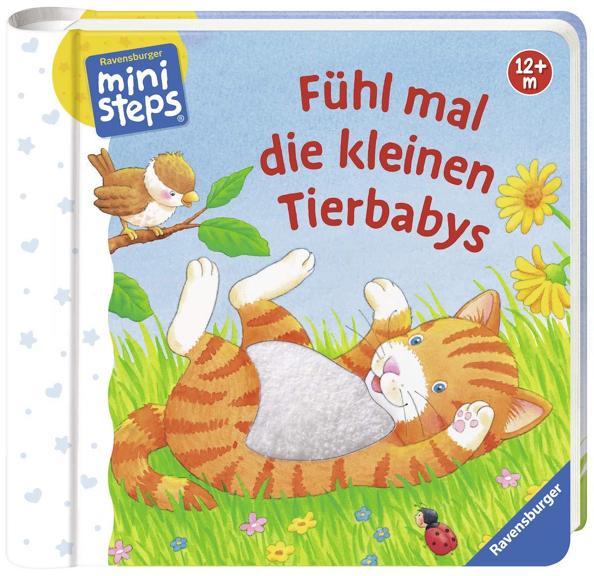 Fühl mal die kleinen Tierbabys: Ab 12 Monaten (ministeps Bücher)