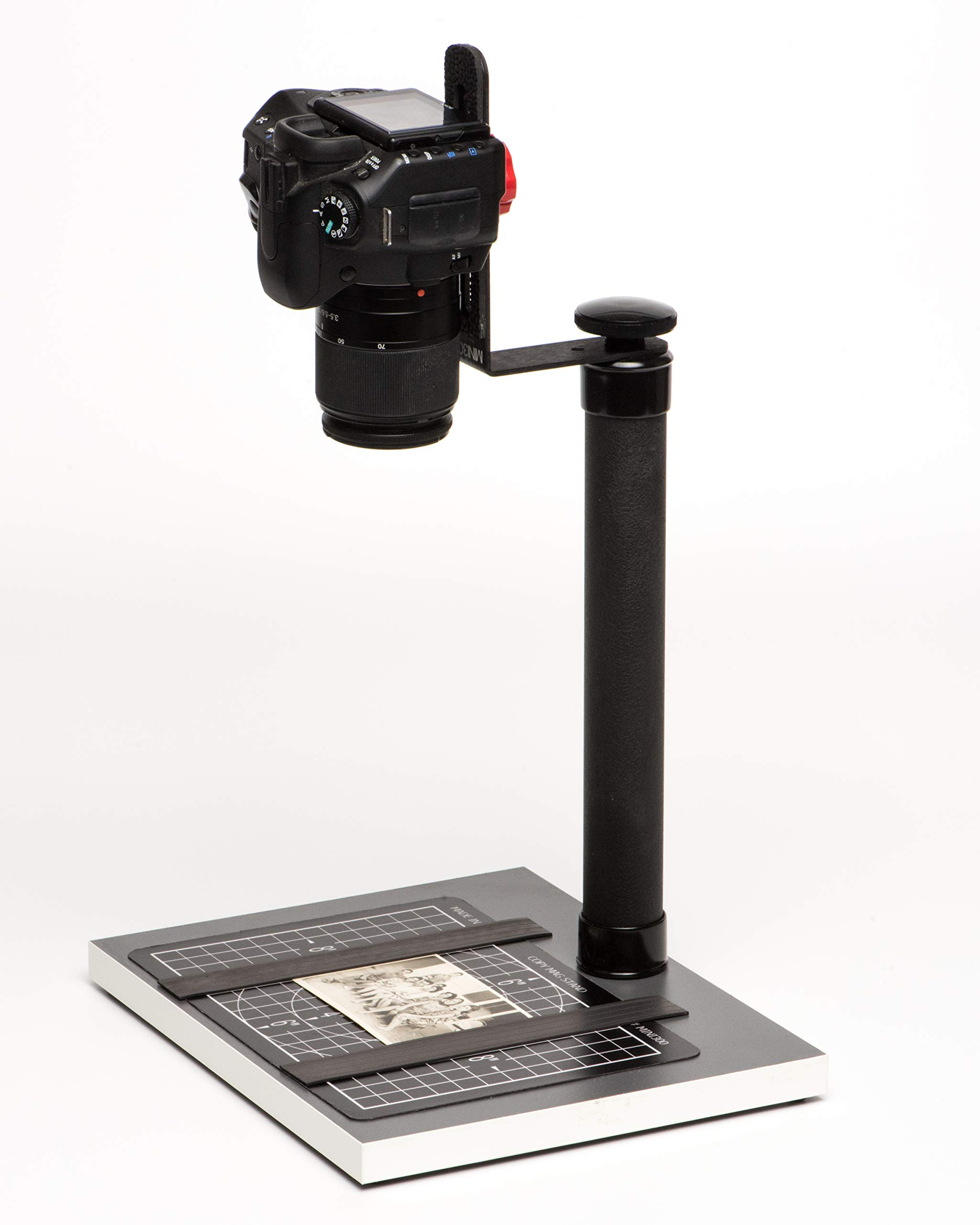 COPY STAND # MINI300, A Compact & Mini Tool for Digitizing Documents, Photos, or Small Objects with Today's SLR Super Megapixel Cameras by Stand Company (Image #5)