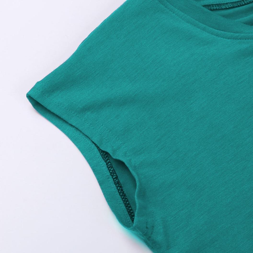 Cinnamou Blusas para Mujeres Embarazadas,Patchwork Camisa de Manga Corta para Mujer Casual Camiseta Mujer Ropa de Mujer EN Oferta Talla Grande Moda Tops Blusas de Capa Doble