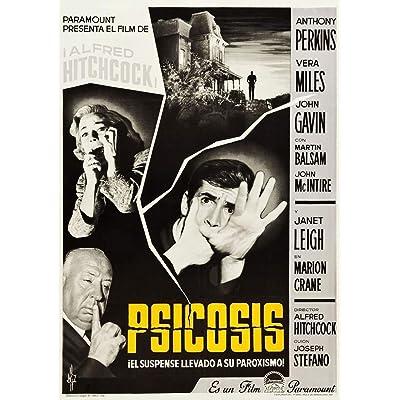Psicosis - (ED. 60 Aniversario Remasterizada) (4K UHD + BD) (Ed Especial Metálica) [Blu-ray]